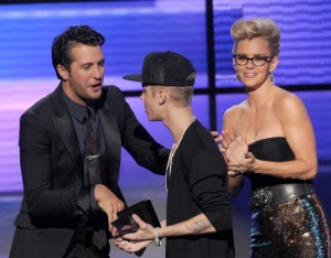 The 40th American Music Awards - Show - Getty Images