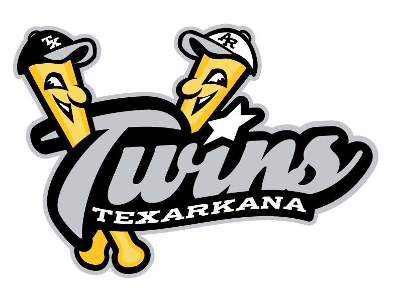 Texarkana Twins logo